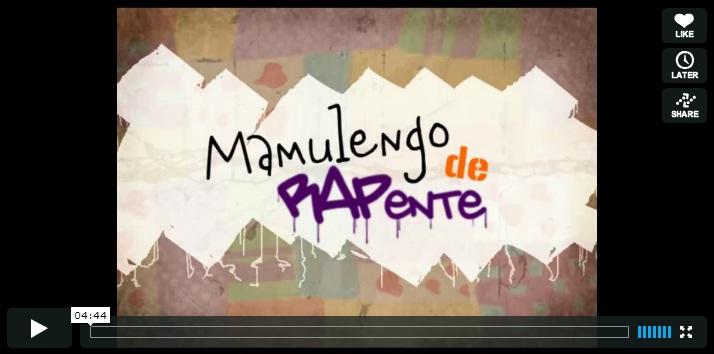 Vídeo: Mamulengo de Rapente