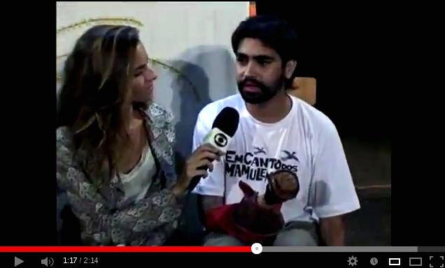 Vídeo: EmCanto dos Mamulengos no DFTV