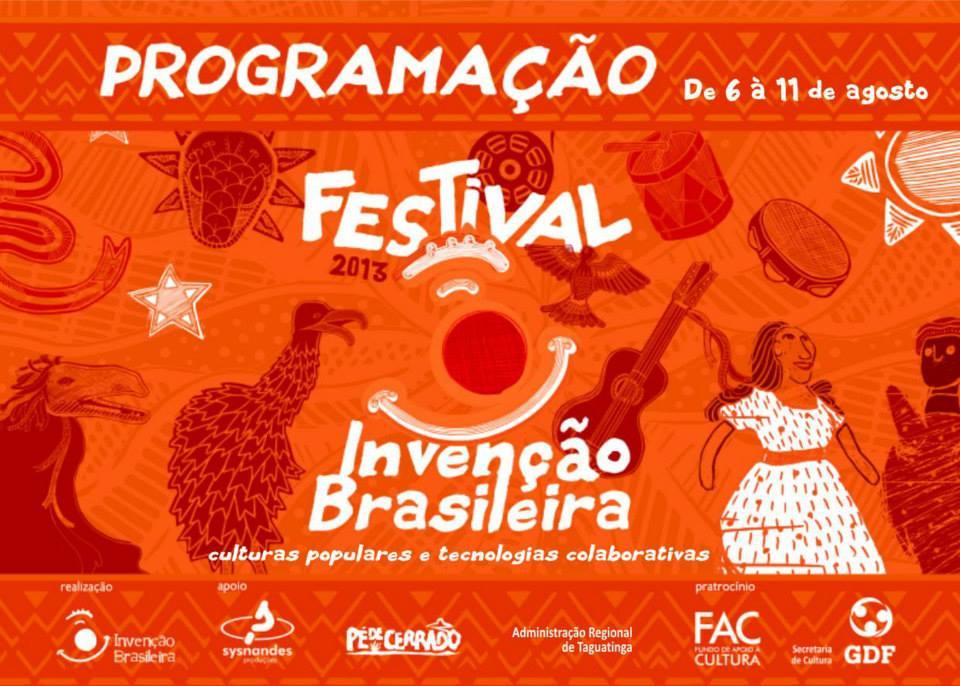 Fuzuê no Festival Invenção Brasileira