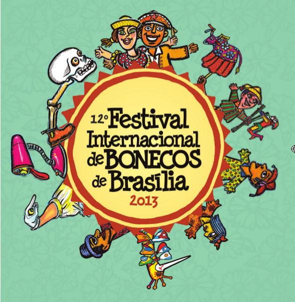 Fuzuê no 12º Festival Internacional de Bonecos de Brasília