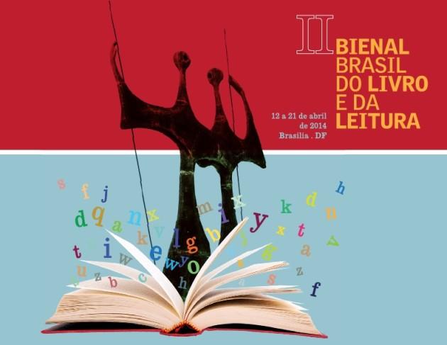 """""""Benedito"""" chega amanhã na II Bienal Brasil do Livro e da Leitura"""