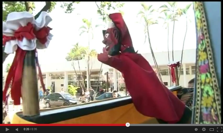 Vídeo: Estação Brincadeira Popular no DFTV
