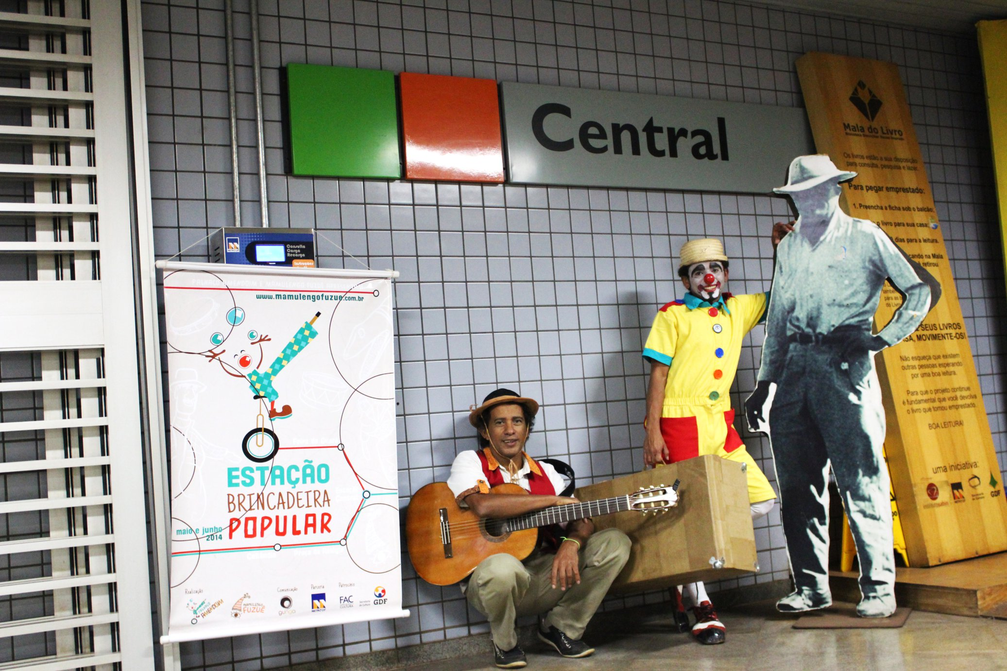 Fotos: Estação Brincadeira Popular 2014