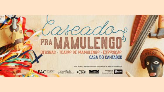 Vídeo Caseado Pra Mamulengo