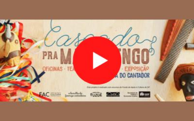 """Documentário """"Caseado Pra Mamulengo 2019"""""""